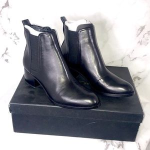 NEW Rag and bone walker boot black ankle